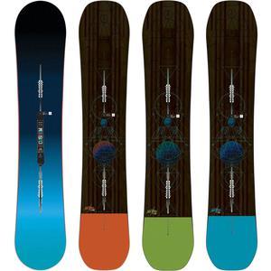 Burton Custom Flying V Hybrid Rocker Snowboard Freestyle