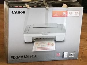 Canon PIXMA mg printer scanner copier all in one