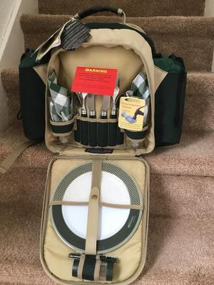 Concept rambler two person picnic backpack new been used £15