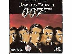Eidos James Bond 007 The Ultimate Dossier (CD ROM Version)