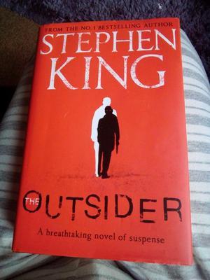 Outsider, Stephen King Hardback Book