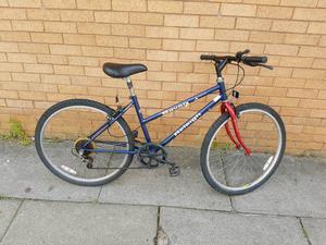 Raleigh Savan ladies mountain bike