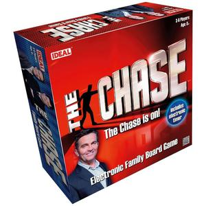 BRAND NEW The Chase Board Game