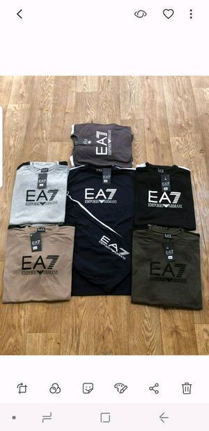 Armani T shirt and shorts set