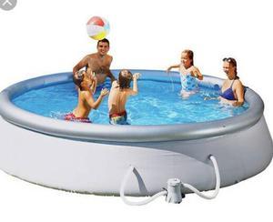 Best way 12ft swimming pool