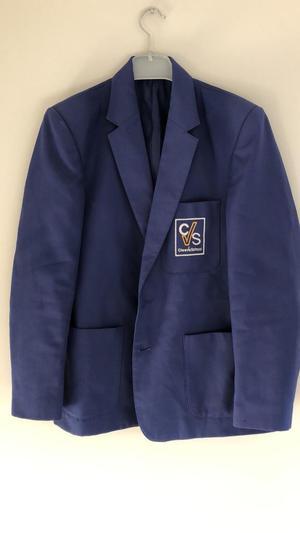 Cleeve Senior school blazer 34 inch