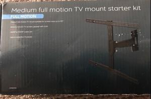 Logik TV Wall Mount Full Motion 65 inch Kit