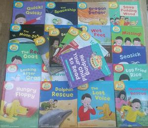 Read with Biff Chip and Kipper book set, Level  books)
