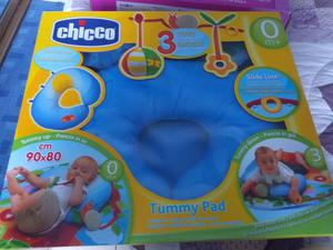 Chicco Tummy Pad Playmat (Multi Coloured) Baby Activity Gym
