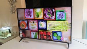 LG 49UJ630V 49 inch 4K Ultra HD HDR Smart LED TV Freeview Play