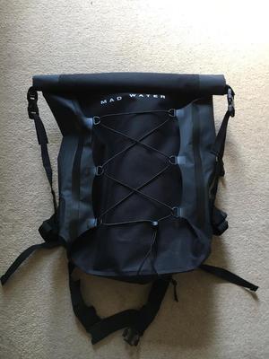 Mad Water 30L roll top waterproof backpack