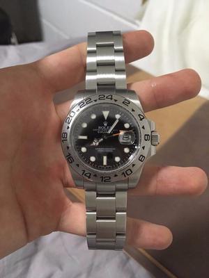 Rolex Explorer 2 GMT Automatic Watch