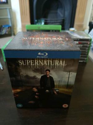 Supernatural box set