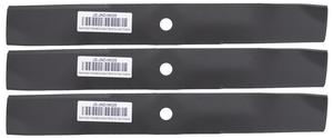 (3) Hi-Lift Mower Blade fits John Deere Windsor M