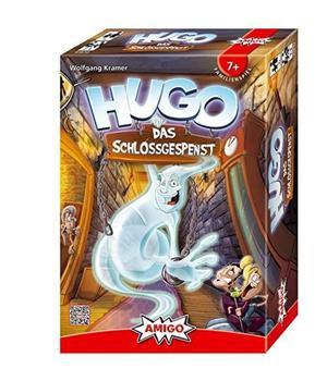 Board Game: Hugo Das Schlossgespenst AKA midnight party/Escape from the hidden castle  edition