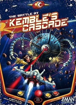 Board Game - The Battle at Kemble's Cascade