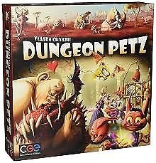 Dungeon Petz Board game - Brand New still sealed in packaging