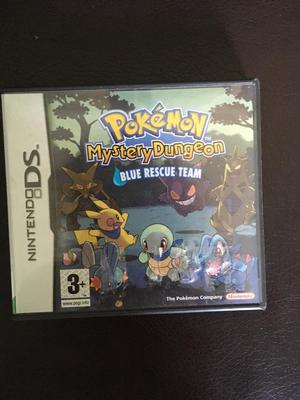 Pokemon mystery dungeon ds game £10