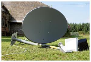 Satellite Bracket Cranked Posot Class