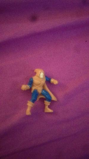 Set of 3 marvel spider man figures