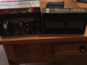 Sopranos box set new cindition