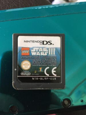 Star Wars ds game £5