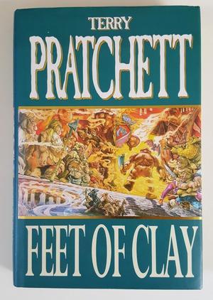 Terry Pratchett - Feet of Clay - 1st Edition