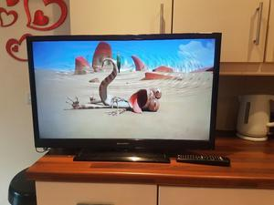 32 inch sharp lcd tv FREE DELIVERY