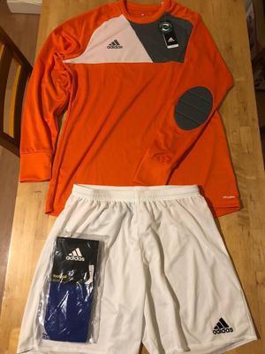 ADIDAS Goalkeeper Football Kit BRAND NEW