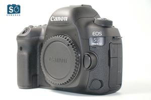 Canon EOS 5D Mark IV Camera Body Only (Originally from