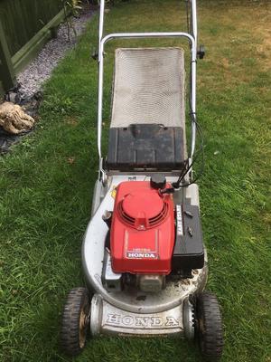 Honda lawn mower 194