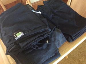 School Trousers/Shorts Bundle, grey/black, used