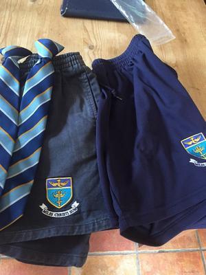 St Albans RC School Uniform, Boys