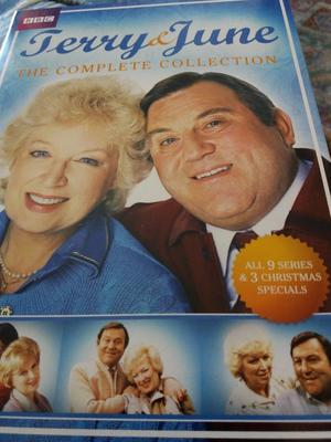 Terry and june complete box set seasons 1-9