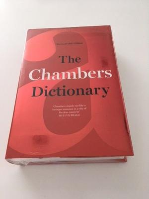 The Chambers Dictionary – Revised 13th Edition