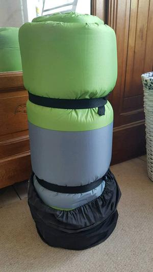 Brand New Double Self Inflating Camping Mattress