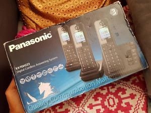 Brand New Panasonic 3 set Cordless phones