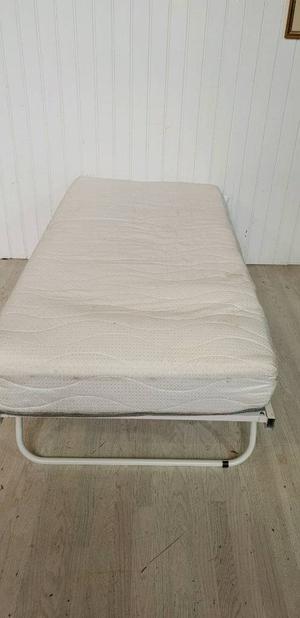 ikea sandvika folding guest bed posot class. Black Bedroom Furniture Sets. Home Design Ideas