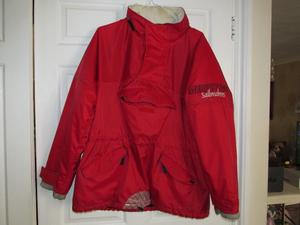 Murphy and Rye sailmakers jacket size large