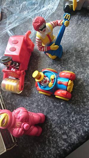 Vintage macds toys