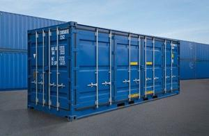 Brand new 20 x 8 ft storage / shipping containers for sale Vat included. £300