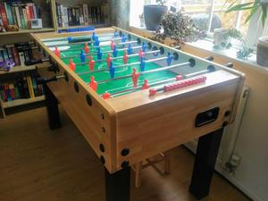 Garlando Table Football / Foosball table in great condition for sale
