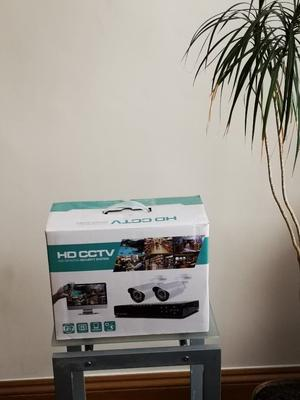 HD cctv security system brand new