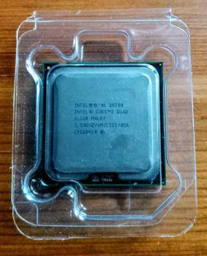 Intel Core 2 Quad (Q) CPU - 775 Desktop PC Quad Core Processor