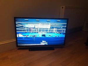 "Jvc 32"" full hd smart led WiFi tv. Great condition.full working order £150 NO OFFERS. CAN DELIVER"