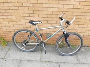 Marin Bobcat trail mountain bike with 26 inch wheel size