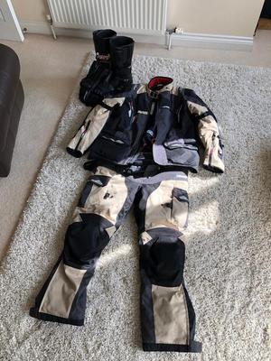 Motorcycle clothing OXFORD MONTREAL 2.0 XL FULL waterproof kit