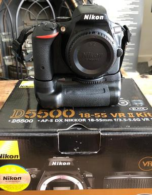 Nikon D body only less than  actuations! Bargain camera