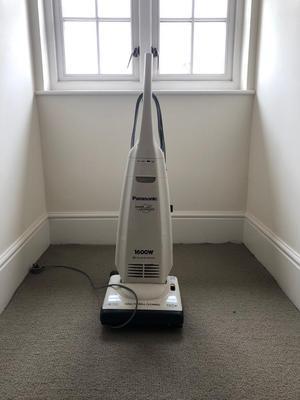 Panasonic - super lightweight. W vacuum