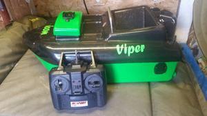 Viper bait boat